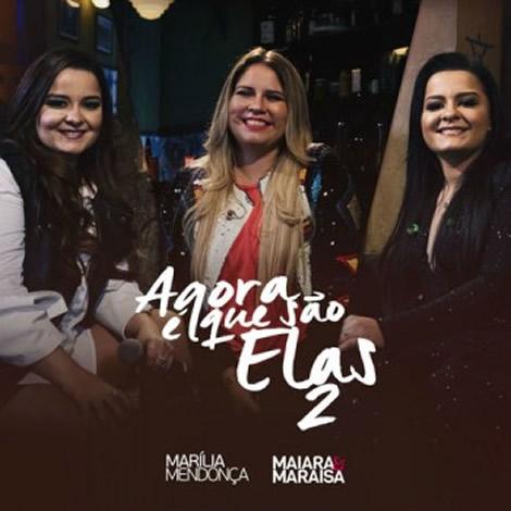 EP -  Agora É Que São Elas 2 (Ao Vivo) - Acústico